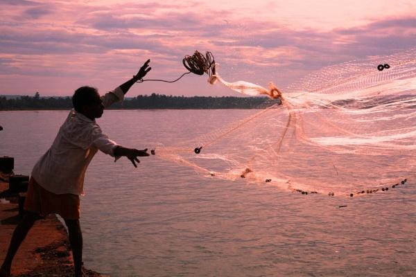 Fisherman by bglimaye