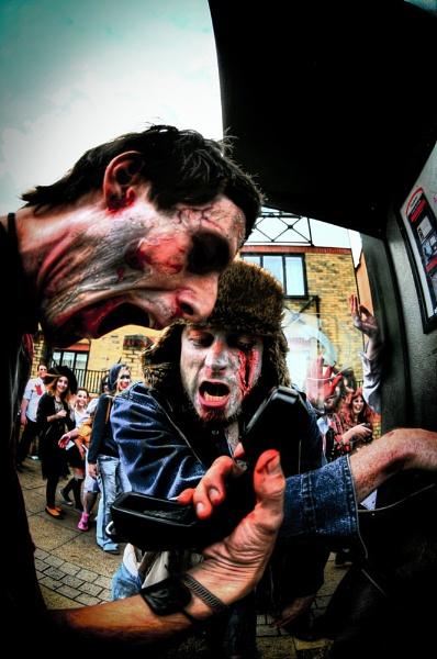 "\""ARRRRG\"" - Zombie Call by WILBURFORCE"