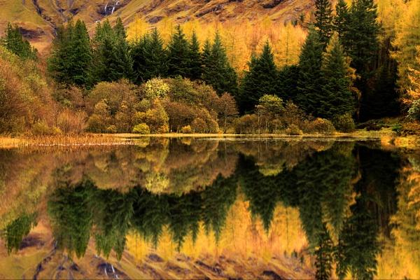 Loch Torren-Glencoe by wolfy