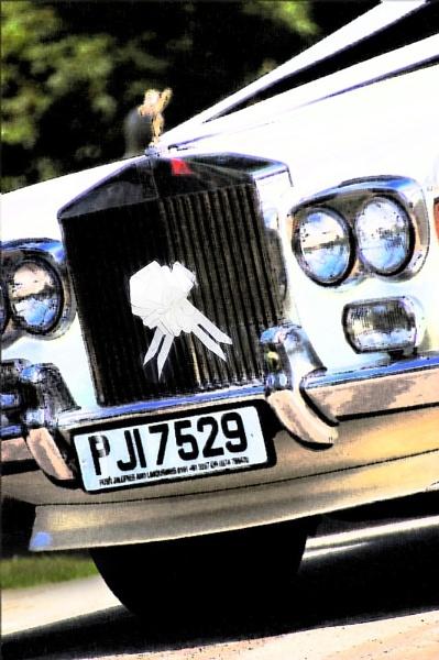 Wedding car by Colbyrob1