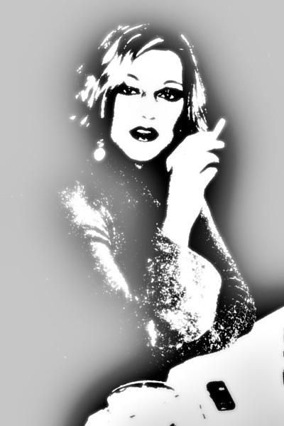 Cigarette Lady by Archangel72