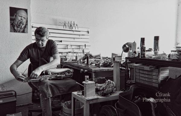 Woodwind Workshop by Frankphoto