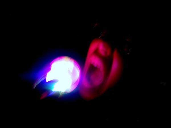 Inception of Blackhole. by BHUBAN