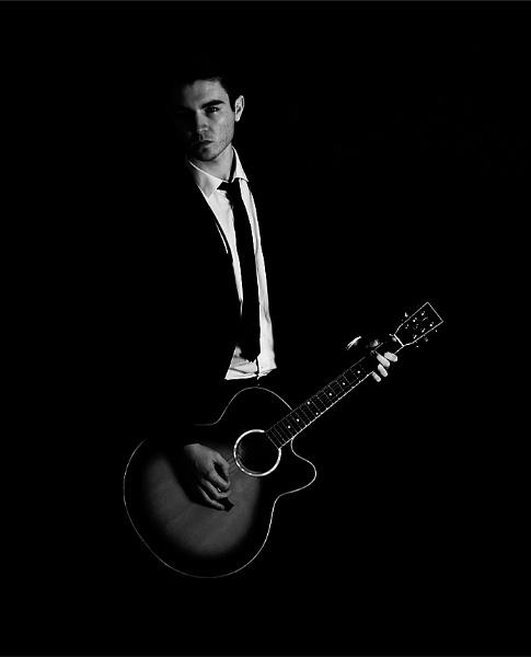 Guitar Man II... by woodlark