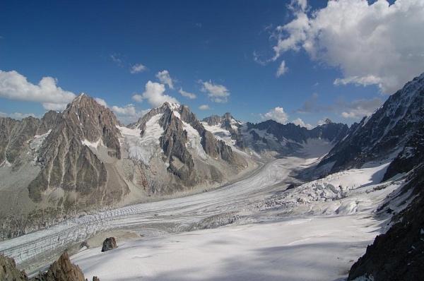 Argentier Glacier by GedC