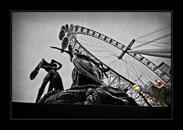 Dali & London Eye