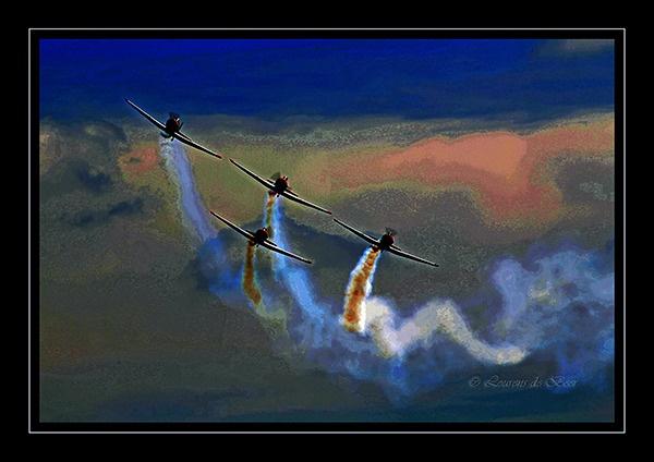 Flight of Fancy by LourensdB