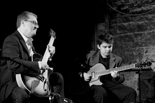 Martin Taylor & Andreas Varady by John_Humphreys