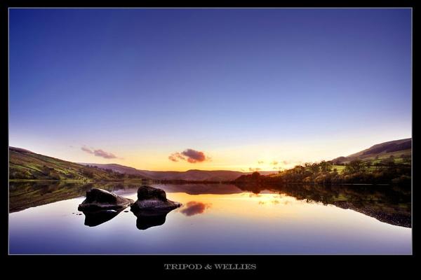 Tripod & Wellies by Hanners