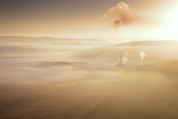 Mist & Smoke by bazhutton