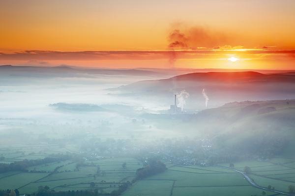 Mist & Smoke II by bazhutton