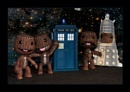 Toys in Space with the Tardis