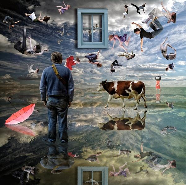 Falling Dream by Scaramanga