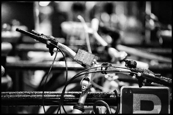 Bike handlebars by swanseamale47