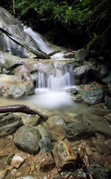 Turure Falls, Trinidad by darrylhp
