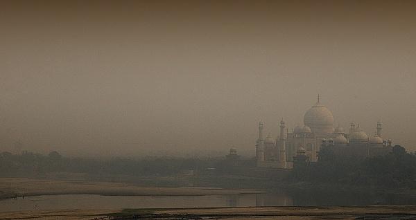 Taj Mahal by philsmed