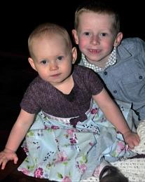 Two Grandchildren
