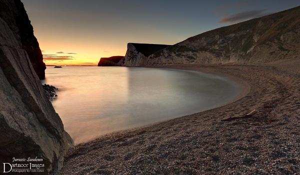 Jurassic Sundown by GraceC