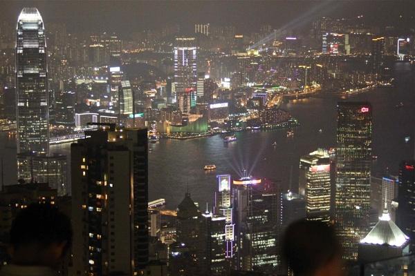 the peak hongkong by gjayesh