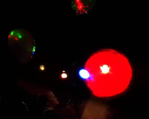 Balloons by mervyntattoo