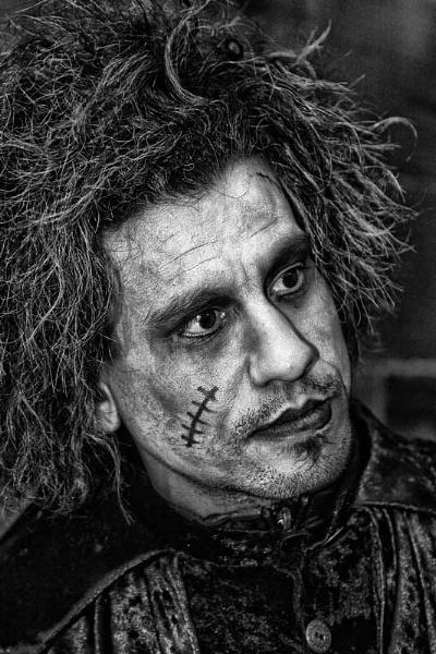 Goth Portrait by photodoktor