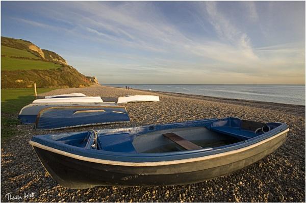 Branscombe Beach 2 by AshTree