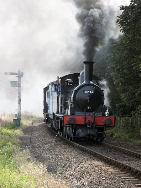 J15 Locomotive by sosunny
