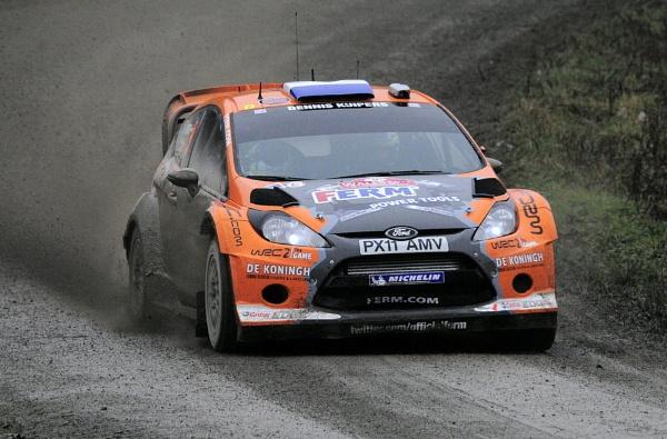 WRC by hyd