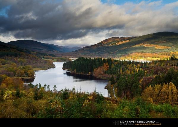 Light Over Kinlochard ... by sut68