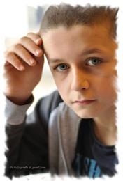 Portrait of Oisin