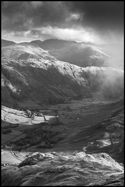 Great Langdale by spiros