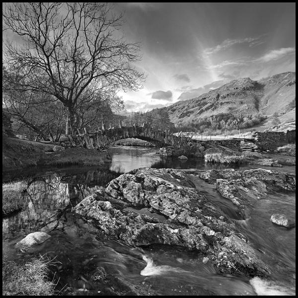 River Brathay by spiros
