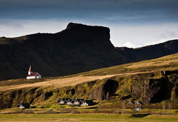 Vik, Iceland. by leighwales