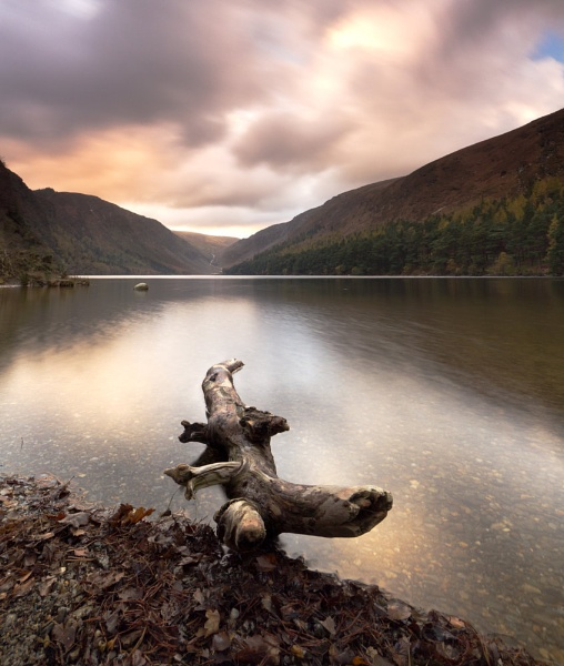 Glendalough national park by BrainResin