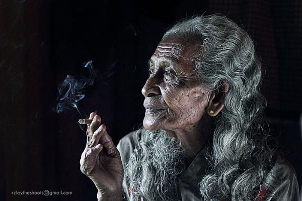 GrandMa... by Rzleytheshoots