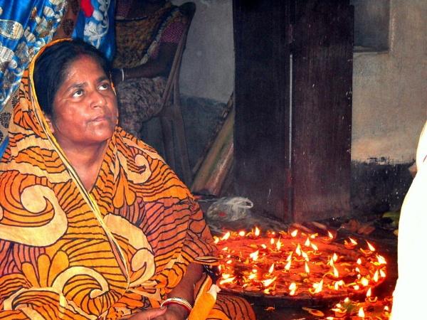 Prayer. by BHUBAN