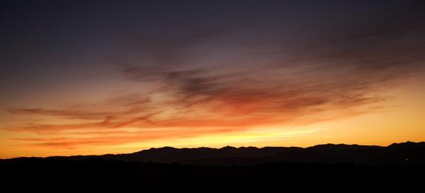 Sunset by UKmac