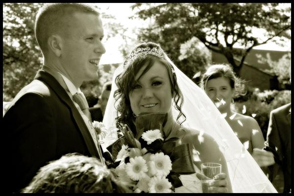 Sepia Wedding by wbk666