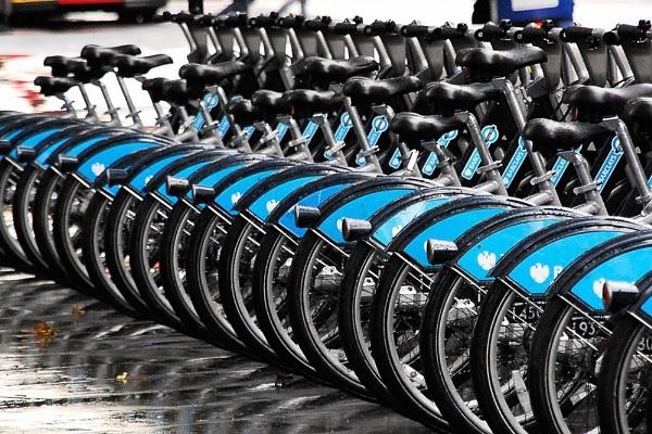 Boris` Bikes by goll116