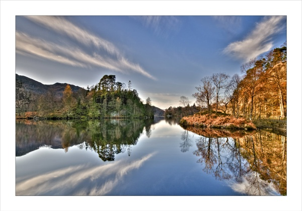 Loch Katrine by kim64
