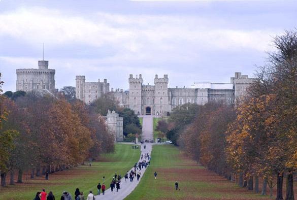 Windsor Castle by Enfield
