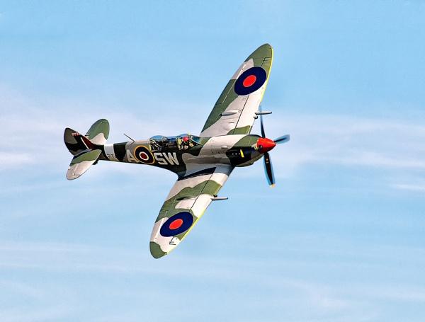 Spitfire 2 by GaryMoffat