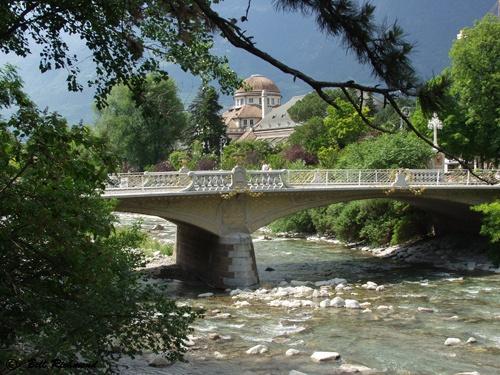 Merano Bridge by richmowil