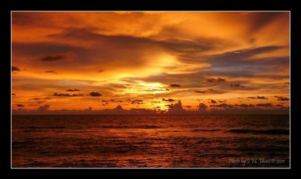 Magical Sunset by jmu