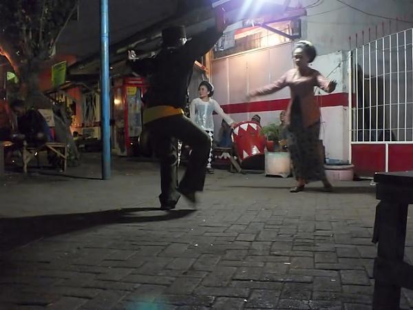 street dancer by widjaba