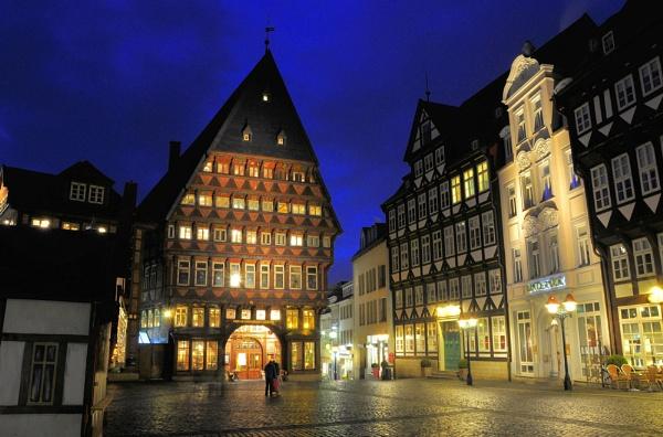 Knochenhaueramtshaus, Hildesheim by gabriel_flr
