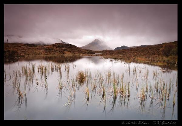 loch Na Eilean by thewaiter