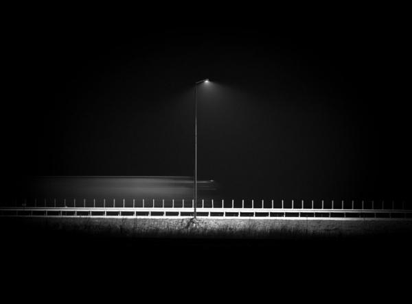 light in the dark by dorache_stie