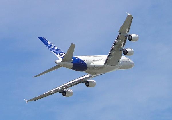 F-WWDD Airbus A380 by ah64d