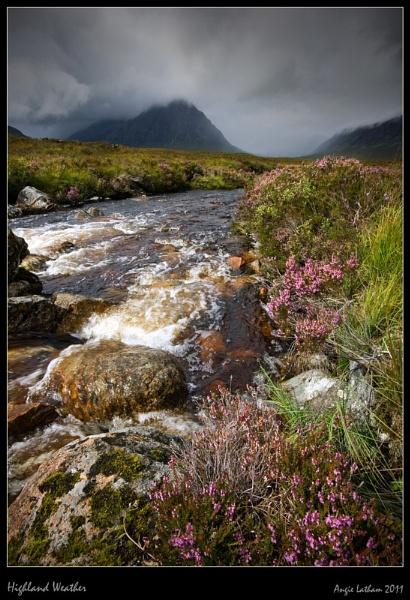 Highland Weather by AngieLatham
